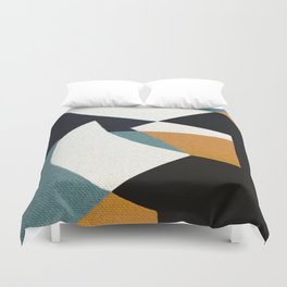 Dangerous Buffaloes Duvet Cover