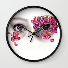This Night Has Opened My Eyes Wall Clock