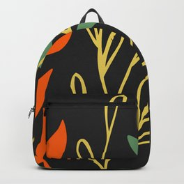 A FLORAL SOIREE Backpack