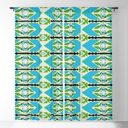 Ceremonial Native American Blackout Curtain