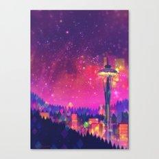 Skyward Canvas Print