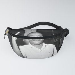 Martin Luther King Peace Symbol Fanny Pack