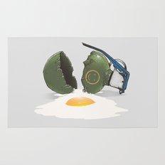 Eggsplosion Rug