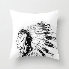 LANGUNDO Throw Pillow