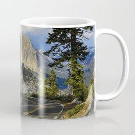 Yosemite Road To Half Dome   6-5-19 Coffee Mug
