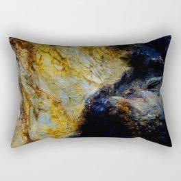 Blue Hymn Rectangular Pillow