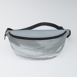 Pacific Northwest Beach Storm Fanny Pack