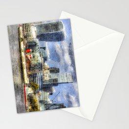 London Art Stationery Cards
