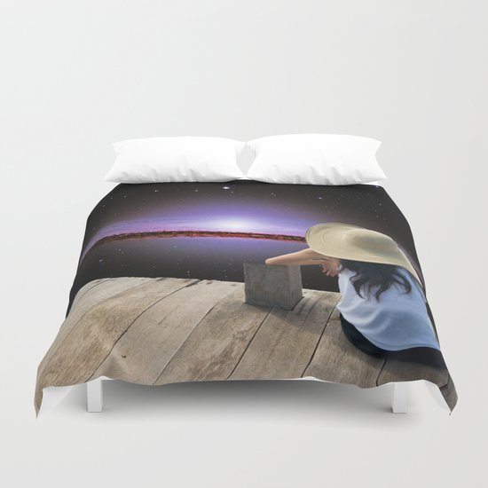 Have a Rest Duvet Cover