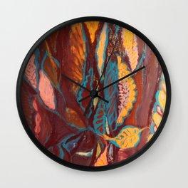 Somnium Paradiso Wall Clock