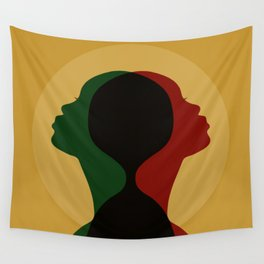 African Roots Wall Tapestry