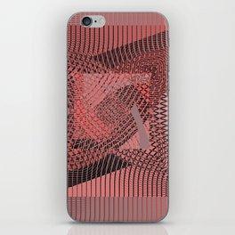 vertigo iPhone Skin