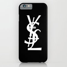 YSL Dollar Yen GBP Symbol Slim Case iPhone 6