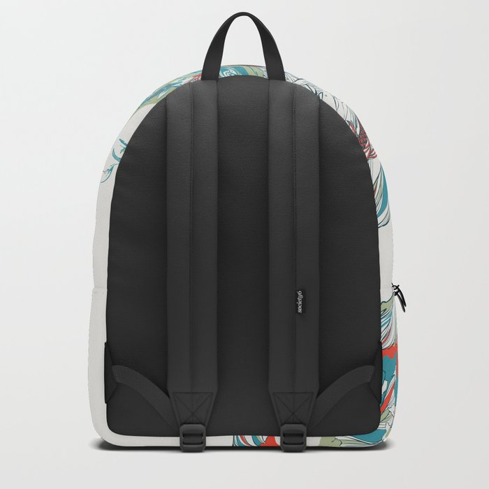 Colours In The Sky Backpack