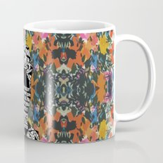 ZNH - If You Are Silent - Black Lives Matter - Series - Black Voices - Floral  Mug
