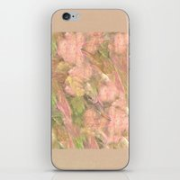 peony iPhone & iPod Skins featuring Peony  by Armin
