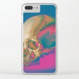 sku11 Clear iPhone Case