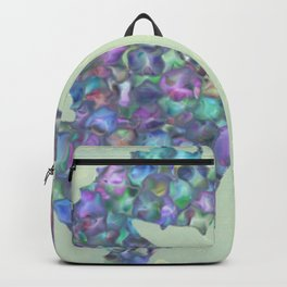The Abstract Seahorses Backpack