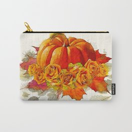 October Carry-All Pouch