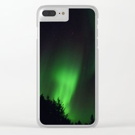 The Northern Lights 04 Clear iPhone Case