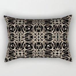 Abstract pattern . Rectangular Pillow