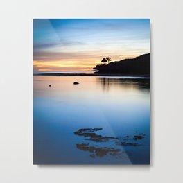 Savasi Island Metal Print