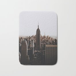 Rockefeller Center / New York City Bath Mat