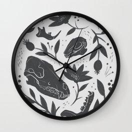 Forest Floor Wall Clock