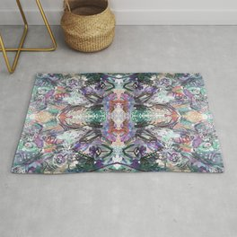 Psychedelic Positive Notes Rug