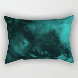 Turquoise Sky in Big Sky Country, Alberta, Canada Rectangular Pillow