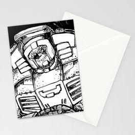 B&W SWERVE Stationery Cards