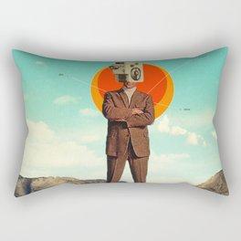 Video404 Rectangular Pillow