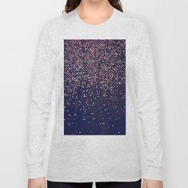 Abstract Rain Long Sleeve T-shirt