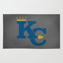 Kansas City Sports Blue Rug