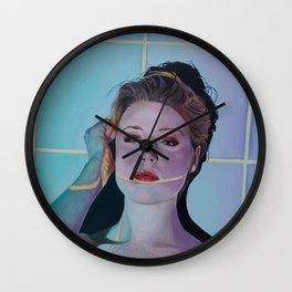 Y2K-Esque Wall Clock