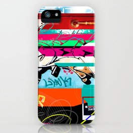 Inventory of Space iPhone Case
