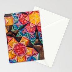Shape Emanation Stationery Cards