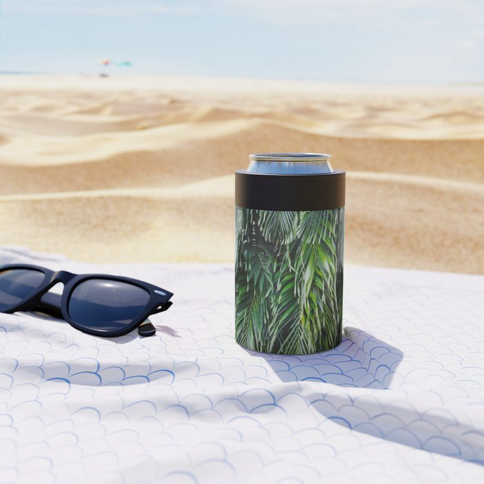Tropical Foliage Can Cooler