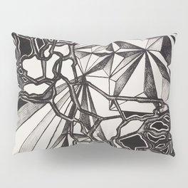 Neurogeometry Pillow Sham