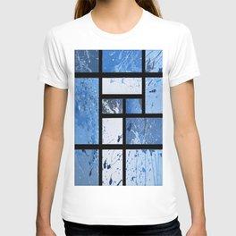 Movin with Pollock, Mondrian & Haring  T-shirt