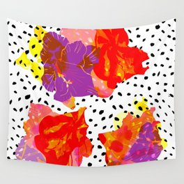 Floral Summer Wall Tapestry