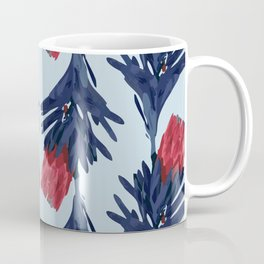 PROTEA IN COLUMBIA BLUE Coffee Mug