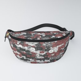 Photographer's camouflage Fanny Pack