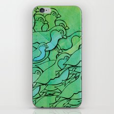 flock iPhone Skin