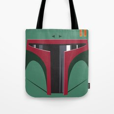 Boba Fett - Starwars Tote Bag