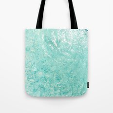 Pool Floor Tote Bag