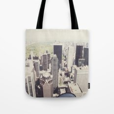 the view::nyc Tote Bag