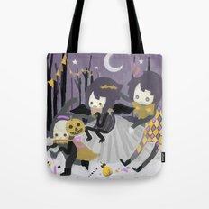 Halloween Walk Tote Bag