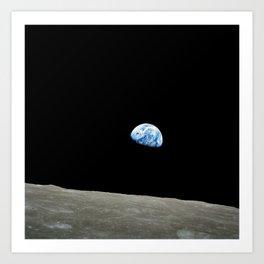 """""""Earthrise"""" Art Print"""