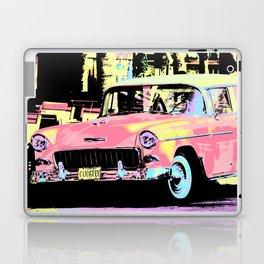 Cuban Classic Car Laptop & iPad Skin